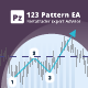 123 Pattern EA expert advisor for Metatrader