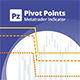 Pivot Points indicator for Metatrader