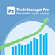 Trade Manager Pro expert advisor for Metatrader
