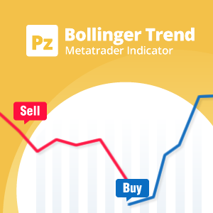 Bollinger Trend Indicator for Metatrader