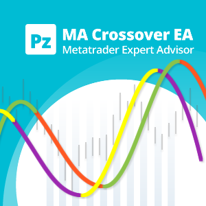 MA Crossover EA EA for Metatrader