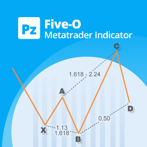 Five-O Indicator for Metatrader