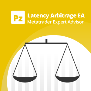 Latency Arbitrage EA for Metatrader