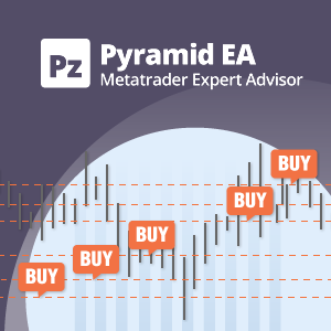 Pyramid EA EA for Metatrader