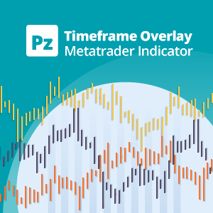 Timeframe Overlay Indicator for Metatrader