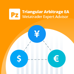 Triangular Arbitrage EA for Metatrader