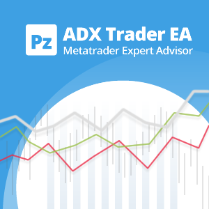 ADX Trader Expert Advisor (EA) for Metatrader (MT4/MT5)