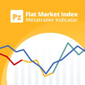 Flat Market Index Metatrader (MT4/MT5) Indicator