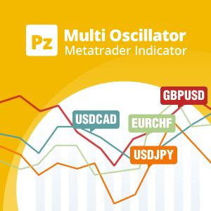Multi-Oscillator Indicator for Metatrader (MT4/MT5)