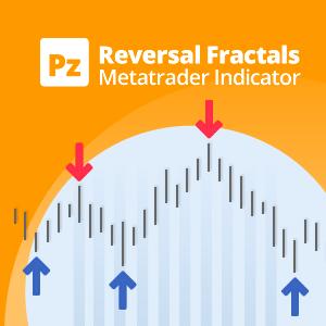 Free Reversal Fractals Indicator Metatrader (MT4/MT5)