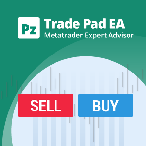 Free Trade Pad EA for Metatrader (MT4/MT5)