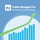 Trade Manager Pro expert advisor for Metatrader
